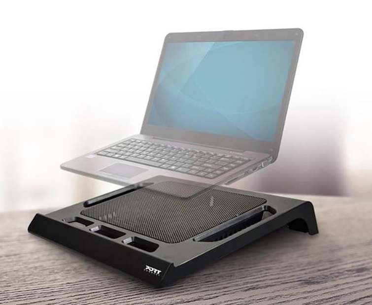 Подставка под ноутбук с вентилятором: мифы и легенды
