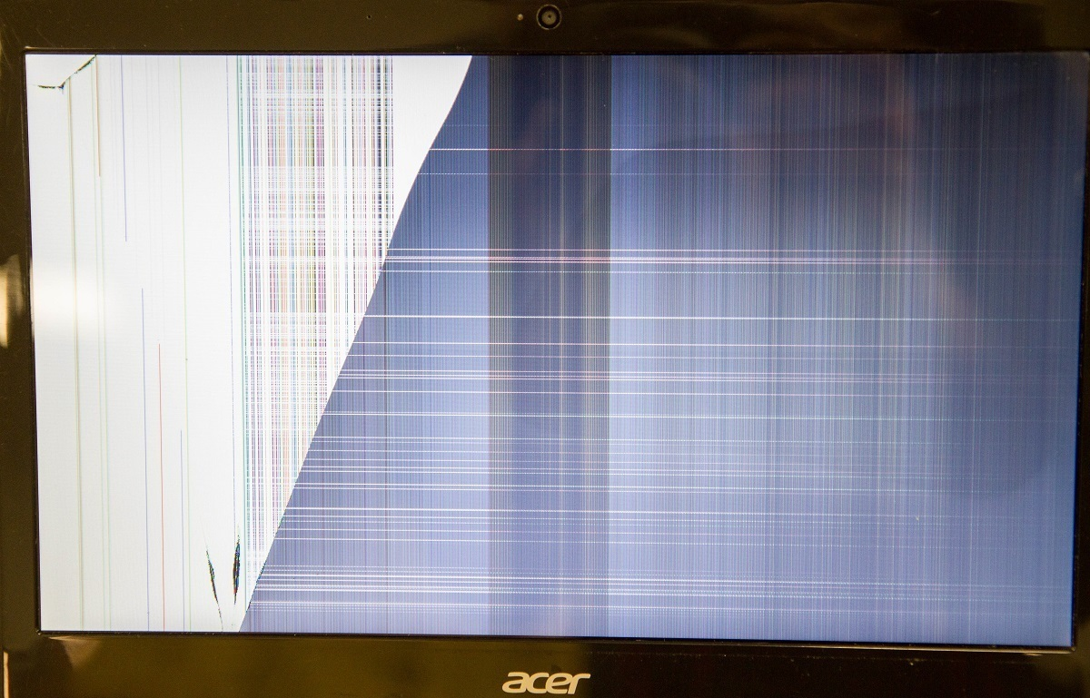 Замена экрана ноутбука в Запорожье